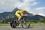 Stage 18 ITT Sallanches - Megeve