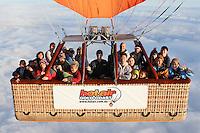 20150822 August 22 Hot Air Balloon Gold Coast