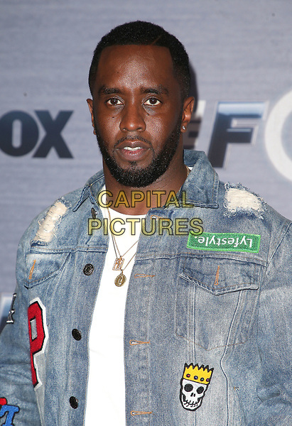 08 February 2018 - West Hollywood, California - Sean Combs. FOX's The Four: Battle For Stardom season finale viewing party held at Delilah. <br /> CAP/ADM/FS<br /> &copy;FS/ADM/Capital Pictures