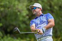 Rory Sabbatini (RSA) watches his tee shot on 9 during day 4 of the Valero Texas Open, at the TPC San Antonio Oaks Course, San Antonio, Texas, USA. 4/7/2019.<br /> Picture: Golffile | Ken Murray<br /> <br /> <br /> All photo usage must carry mandatory copyright credit (© Golffile | Ken Murray)