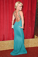 Tamara Wall<br /> arrives for the British Soap Awards 2016 at Hackney Empire, London.<br /> <br /> <br /> &copy;Ash Knotek  D3124  28/05/2016
