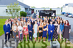 Killarney Community College students at their Graduation in the school on Tuesday evening