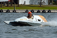 """S-12 """"Fools Gold"""" (2.5 Stock Hydroplane)"""