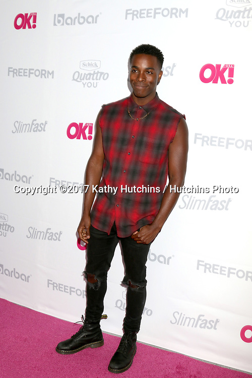 LOS ANGELES - MAY 17:  Brandon Black at the OK! Magazine Summer Kick-Off Party at the W Hollywood Hotel on May 17, 2017 in Los Angeles, CA