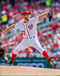2017-04-03 MLB: Miami Marlins at Washington Nationals - Opening Day