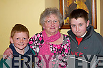 at the Tea Party in The Manor Inn Hotel, Killorglin,.on Sunday.