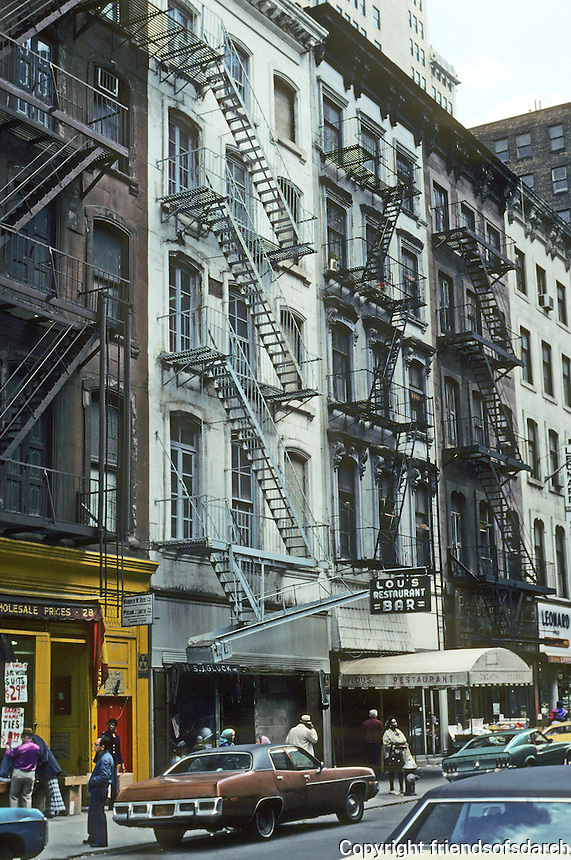 New York City: Cast Iron District. Photo '78.