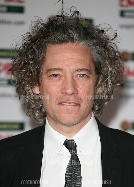 Dexter Fletcher arriving for the Jameson Empire Awards 2011, Grosvenor House Hotel, London. 27/03/2011  Picture by: Alexandra Glen / Featureflash