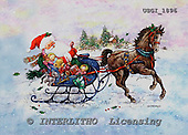 GIORDANO, CHRISTMAS SANTA, SNOWMAN, WEIHNACHTSMÄNNER, SCHNEEMÄNNER, PAPÁ NOEL, MUÑECOS DE NIEVE, paintings+++++,USGI1896,#X#