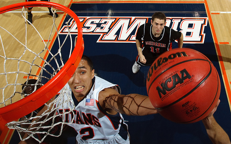 November 24, Fullerton, Ca. ; Titans come from way back for their third straight win defeating the New Mexico State Aggies.
