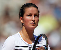 LARA ARRUABARRENA VECINO (ESP)..Tennis - Grand Slam - French Open- Roland Garros - Paris - Sat May 26th 2012..© AMN Images, 30, Cleveland Street, London, W1T 4JD.Tel - +44 20 7907 6387.mfrey@advantagemedianet.com.www.amnimages.photoshelter.com.www.advantagemedianet.com.www.tennishead.net