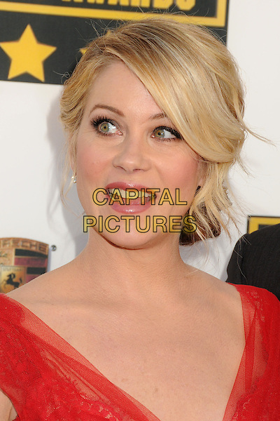 LOS ANGELES, CA - JANUARY 16:  - Christina Applegate. 19th Annual Critics' Choice Movie Awards held at Barker Hangar. <br /> CAP/ADM/BP<br /> &copy;Byron Purvis/AdMedia/Capital Pictures
