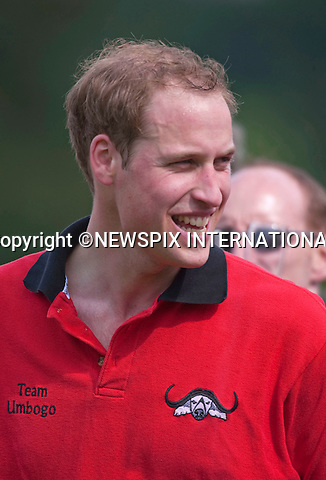 "PRINCE WILLIAM.together with brother Prince Harry, played in the Dorchester Trophy match for Umbogo at the Cirencester Polo Club, Cirencester, Gloucestershire_07/06/2009.Mandatory Photo Credit: ©Dias/Newspix International..**ALL FEES PAYABLE TO: ""NEWSPIX INTERNATIONAL""**..PHOTO CREDIT MANDATORY!!: NEWSPIX INTERNATIONAL(Failure to credit will incur a surcharge of 100% of reproduction fees)..IMMEDIATE CONFIRMATION OF USAGE REQUIRED:.Newspix International, 31 Chinnery Hill, Bishop's Stortford, ENGLAND CM23 3PS.Tel:+441279 324672  ; Fax: +441279656877.Mobile:  0777568 1153.e-mail: info@newspixinternational.co.uk"