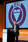 Speaker at a BSI British Standard launch - BSI