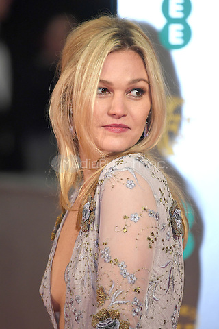 LONDON, ENGLAND - FEBRUARY 12: Julia Stiles attends the 70th EE British Academy Film Awards (BAFTA) at Royal Albert Hall on February 12, 2017 in London, England.<br /> CAP/BEL<br /> &copy;BEL/Capital Pictures /MediaPunch ***NORTH AND SOUTH AMERICAS ONLY***
