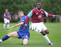 041020 West Ham Utd U18 v Millwall U18