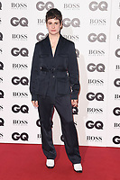 LONDON, UK. September 05, 2018: Heloise Letissier (Christine & the Queens) at the GQ Men of the Year Awards 2018 at the Tate Modern, London