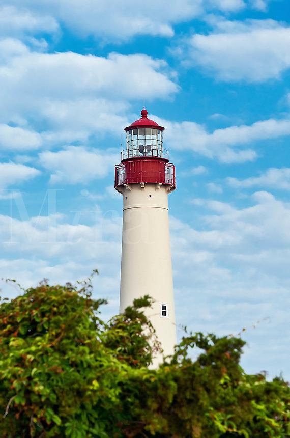 Cape May Lighthouse, New Jersey, NJ, USA