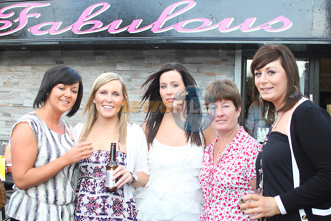 Shauna Mulroy, Sinead Gallagher, Trisha Gallagher, Olivia Gallagher and Sarah Brennan at the opening of Fabulous Salon...Photo NEWSFILE/Jenny Matthews.(Photo credit should read Jenny Matthews/NEWSFILE)....This Picture has been sent you under the condtions enclosed by:.Newsfile Ltd..The Studio,.Millmount Abbey,.Drogheda,.Co Meath..Ireland..Tel: +353(0)41-9871240.Fax: +353(0)41-9871260.GSM: +353(0)86-2500958.email: pictures@newsfile.ie.www.newsfile.ie.FTP: 193.120.102.198.
