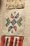Schwartz family collection of Souix Indian beadwork at the Humboldt Museum, WInnemucca, Nevada