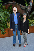 James Cromwell &amp; Anna Stuart at the premiere for &quot;Jurassic World: Fallen Kingdom&quot; at the Walt Disney Concert Hall, Los Angeles, USA 12 June 2018<br /> Picture: Paul Smith/Featureflash/SilverHub 0208 004 5359 sales@silverhubmedia.com
