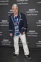 "Tim Blanks attends the official presentation of the Presentation of the Pirelli Calendar 2018 ""The cal"" held at the Pirelli headquarter. Milan (Italy) on december 5, 2018. Credit: Action Press/MediaPunch ***FOR USA ONLY***"