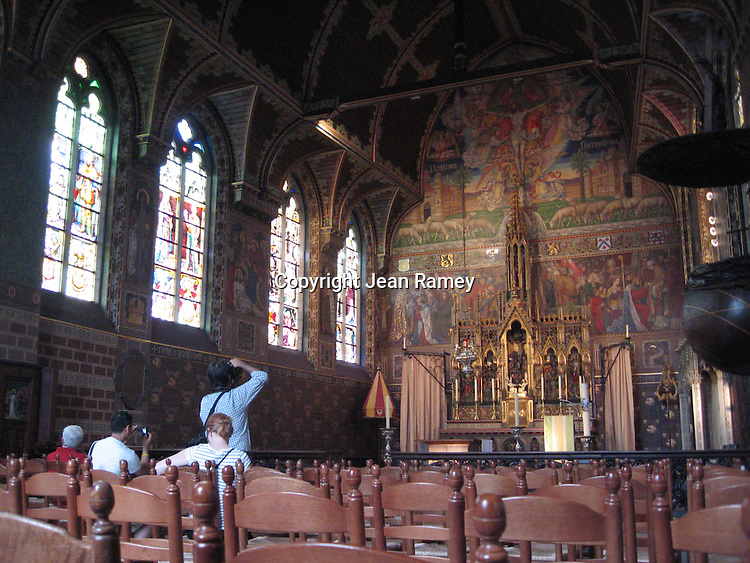 Basilica of the Holy Blood Church, Brugge