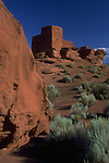 Wapatuki Indian Ruins, AZ