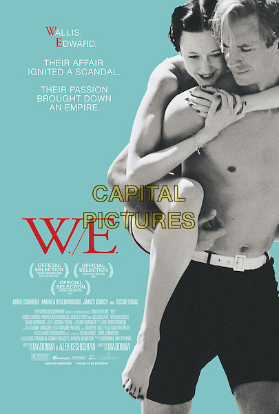 W.E. (2011) <br /> POSTER ART<br /> *Filmstill - Editorial Use Only*<br /> CAP/KFS<br /> Image supplied by Capital Pictures