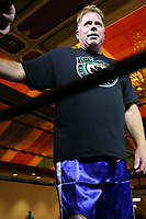 "ATLANTIC CITY, NJ : JUNE 8- Half brother of Meghan Markle, Thomas ""The Duke"" Markle Jr,won his celebrity boxing match against Tim Kudgis, Saturday night at the Showboat Casino in Atlantic City, NJ after Henry ""Nacho"" Laun did not show up for the fight June 8, 2019<br /> CAP/MPI09<br /> ©MPI09/Capital Pictures"