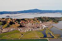 Richmond California Aerial Photography