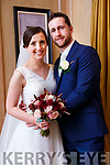 Kate Dineen and Paudie Ivory were married at St. Mary's Church Ballyheigue on Saturday 11th November 2017 by Fr. Cronin with a reception at Ballygarry House Hotel