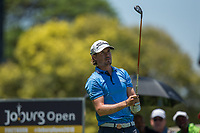Christofer Blomstrand (SWE) during the final round of the Joburg Open, Randpark Golf Club, Johannesburg, Gauteng, South Africa. 10/12/2017<br /> Picture: Golffile | Tyrone Winfield<br /> <br /> <br /> All photo usage must carry mandatory copyright credit (&copy; Golffile | Tyrone Winfield)