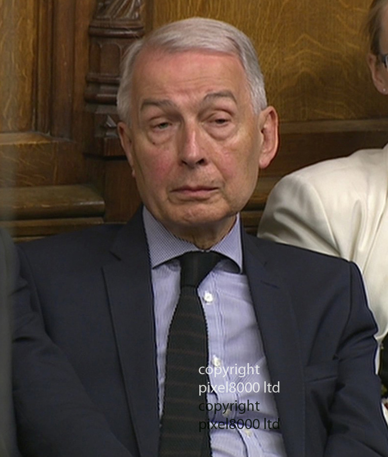 Pic shows: Budget 2015 -<br /> <br /> <br /> Frank Field<br /> <br /> <br /> Picture by Pixel8000 07917221968
