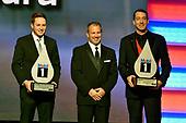 #20: Christopher Bell, Joe Gibbs Racing, Toyota Supra and 51 Kyle Busch Motorsports