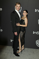 06 January 2019 - Beverly Hills , California - Ariel Winter, Levi Meaden. 2019 InStyle and Warner Bros. 76th Annual Golden Globe Awards After Party held at The Beverly Hilton Hotel. Photo Credit: AdMedia