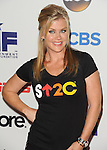 Alison Sweeney arriving at Hollywood Stars  Align For Stand Up To Cancer held at The Dolby Theatre Los Angeles, CA. September 5, 2014.