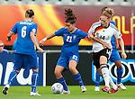 Marta Carissimi, Kim Kulig, QF, Germany-Italy, Women's EURO 2009 in Finland, 09042009, Lahti Stadium.