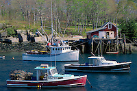New Harbor<br /> Pemaquid Neck<br /> Lincoln County<br /> Maine