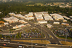 Aerial of the Shops at Bridgeport Village, Tigard, Oregon
