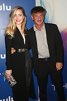 LOS ANGELES, CA - SEPTEMBER 12: Melissa George and Sean Penn at the premiere of Hulu's original drama series, The First at the California Science Center in Los Angeles, California on September 12, 2018. <br /> CAP/MPIFS<br /> &copy;MPIFS/Capital Pictures<br /> CAP/MPIFS<br /> &copy;MPIFS/Capital Pictures