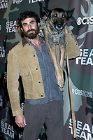 """LOS ANGELES - FEB 25:  Justin Melnick and Dita at the """"Seal Team"""" Screening at the ArcLight Hollywood on February 25, 2020 in Los Angeles, CA"""