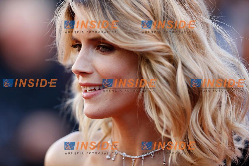 Alice Taglioni<br /> Cannes 17-05-2017 70&deg;Edizione Festival del Cinema di Cannes. Cerimonia d'apertura<br /> Foto Panoramic / Insidefoto