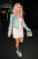 Lottie Tomlinson (Charlotte Tomlinson) at the Spectrum x Disney: The Little Mermaid themed launch party, W Hotel, Wardour Street, London, England, UK, on Wednesday 30 May 2018.<br /> CAP/CAN<br /> &copy;CAN/Capital Pictures