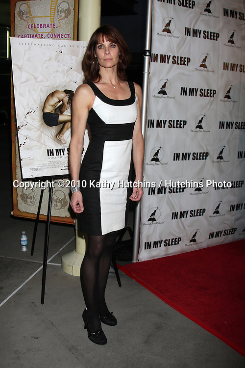 "Alexandra Paul.arrives at  the ""In My Sleep"" Premiere.ArcLight Dome Theater.Los Angeles, CA.April 15, 2010.©2010 Kathy Hutchins / Hutchins Photo..."