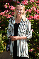 Anneka Rice<br /> at the Chelsea Flower Show 2018, London<br /> <br /> ©Ash Knotek  D3402  21/05/2018