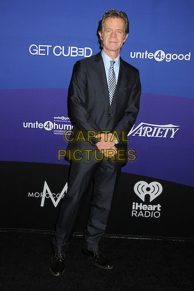 27 February 2014 - Culver City, California - William H. Macy. Unite4:good and Variety Magazine Present &quot;Unite4:humanity&quot; held at Sony Pictures Studios. <br /> CAP/ADM/BP<br /> &copy;Byron Purvis/AdMedia/Capital Pictures