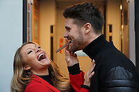 Jana und Thore Schölermann - Frankfurt 14.02.2020: Duplo Liebesreise zum Valentinstag nach Paris