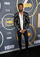 LOS ANGELES, USA. September 23, 2019: Alonzo B. Slater at the HBO post-Emmy Party at the Pacific Design Centre.<br /> Picture: Paul Smith/Featureflash