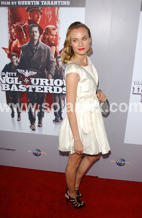 "**ALL ROUND PICTURES FROM SOLARPIX.COM**.**SYNDICATION RIGHTS FOR UK, AUSTRALIA, DENMARK, PORTUGAL, S. AFRICA, SPAIN & DUBAI (U.A.E) ONLY**.The Inglourious Basterds"" DVD Blu-Ray/DVD Launch Party at the New Beverly Cinema, Los Angeles, CA. USA. 14 December 2009..This pic: Diane Kruger..JOB REF: 10402 PHZ Ortega   DATE: 14_12_2009.**MUST CREDIT SOLARPIX.COM OR DOUBLE FEE WILL BE CHARGED**.**MUST NOTIFY SOLARPIX OF ONLINE USAGE**.**CALL US ON: +34 952 811 768 or LOW RATE FROM UK 0844 617 7637**"